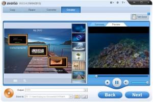 logiciel DVD Creator